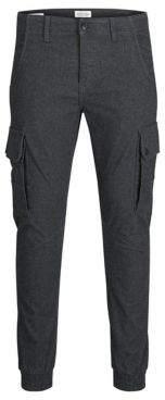 Jack and Jones Static Print Cargo Pants