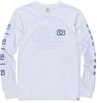 Element Men's Lens Long-Sleeve T-Shirt