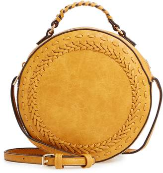 Sole Society Anora Faux Leather Crossbody Bag