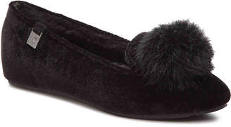 BearPaw Shae Velvet Ballet Slipper - Women's