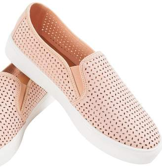 Mia Perforated Sneakers