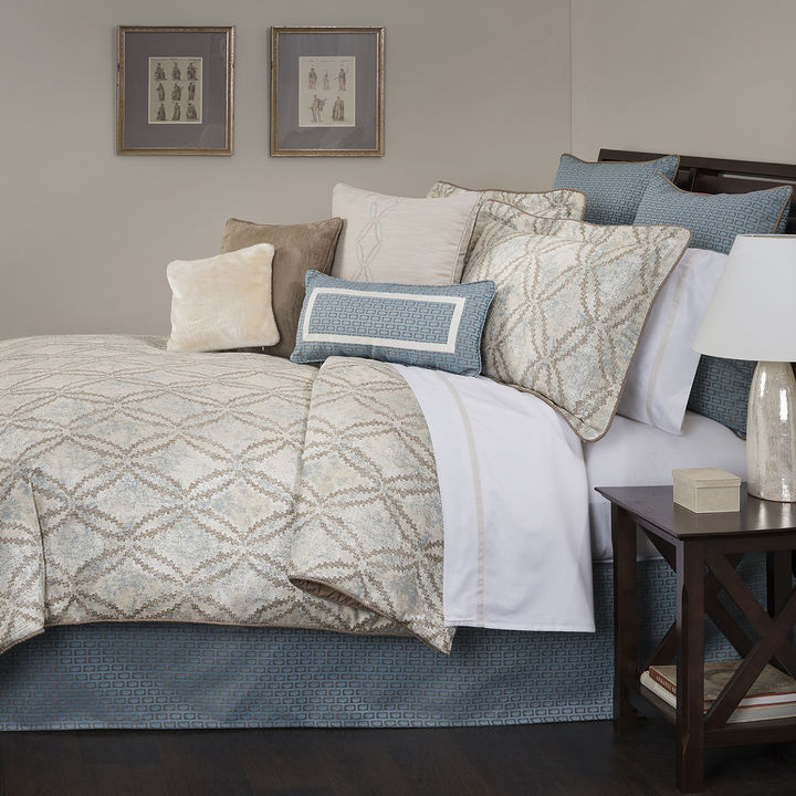 Marquis By Waterford Doral 4 Pc Comforter Set Shopstyle