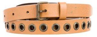 Dolce & GabbanaD&G Grommet Waist Belt