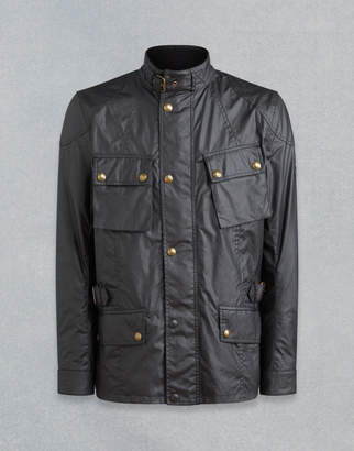 Belstaff Crosby Motorcycle Jacket Black
