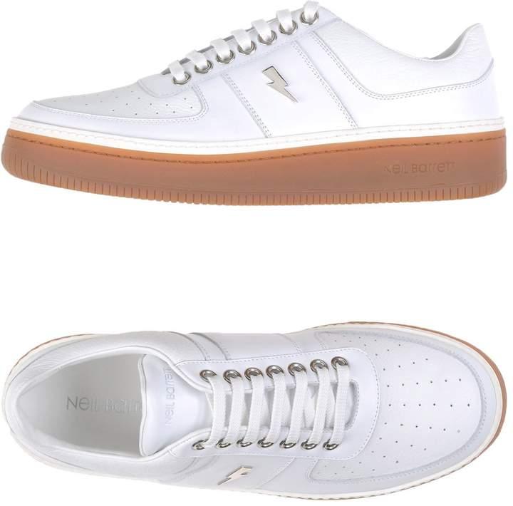 Neil Barrett Low-tops & sneakers - Item 11113964