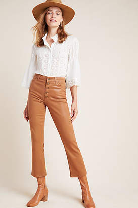 Joe's Jeans The Callie High-Rise Faux Leather Pants