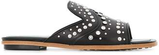 Tod's studded sandals