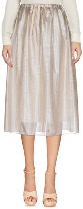 Twin-Set 3/4 length skirts