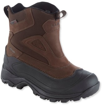L.L. Bean L.L.Bean Men's Waterproof Insulated Wildcat Boots, Pull-On