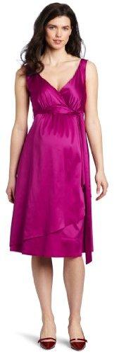 Ripe Maternity Women's Claire Satin Dress