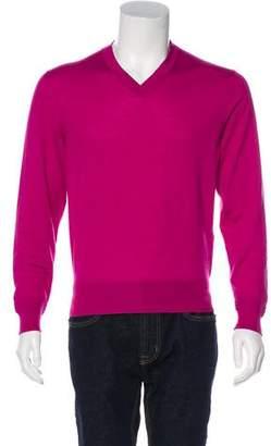 Tom Ford V-Neck Long Sleeve Sweater