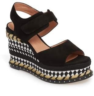Caslon Braxton Platform Wedge Sandal