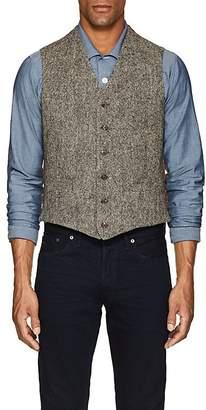 Rrl Men's Wool Tweed Vest