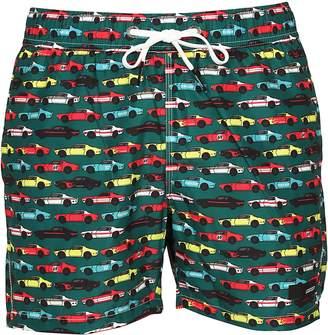 Rrd Printed Shorts