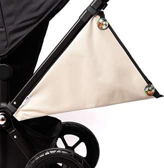 T-Rexcompany (ティーレックス) - ティーレックス ベビーカー用バッグ 三角ポケット 自在幅の欲ばり収納 ベージュ