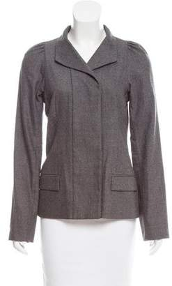 Narciso Rodriguez Tailored Double-Breasted Jacket