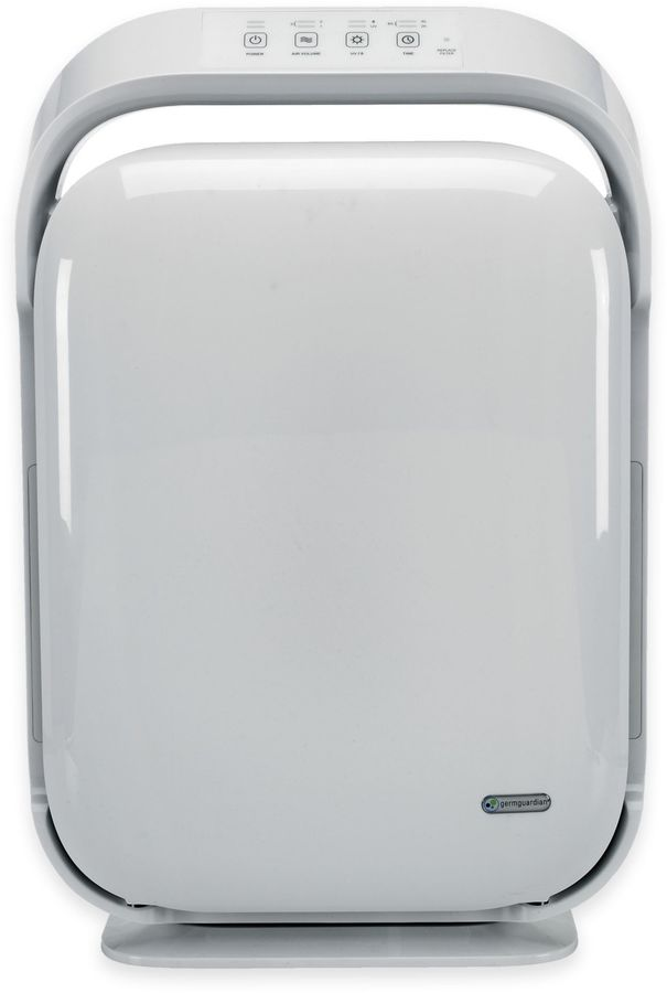 GermGuardian - HEPA Air Purifier - Crystal White AC9200WCA