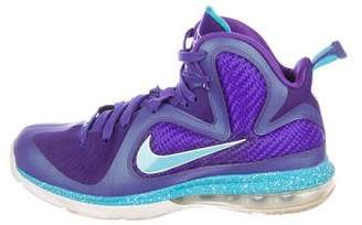 Nike Boys' Lebron 9 Summit Lake Hornets Sneakers