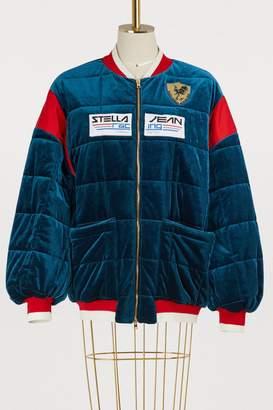 Stella Jean Giaccone Trapuntato jacket