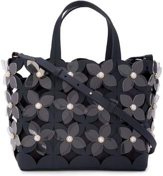 Zac Posen Floral Bouquet Shopper bag
