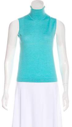 Lilly Pulitzer Sleeveless Cashmere Top