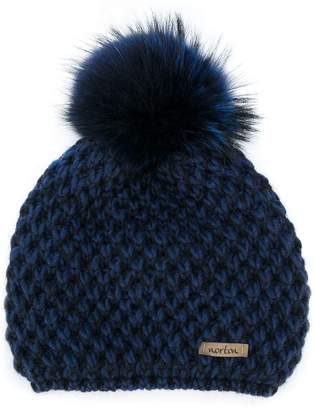 Norton Co. pom pom hat