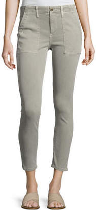 The Great The Skinny Armies Pant $265 thestylecure.com
