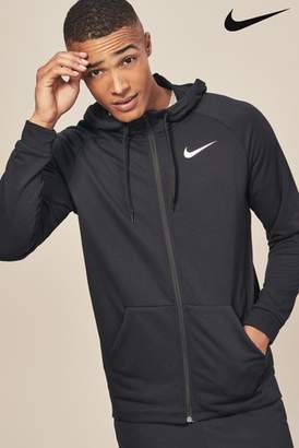 Next Mens Nike Dry Full Zip Training Hoodie