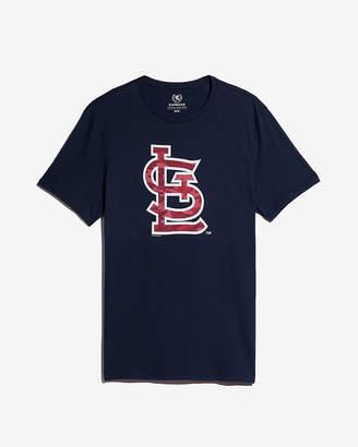 Express St. Louis Cardinals Camo Graphic Tee