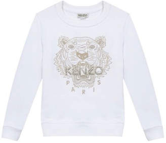 Kenzo 5-6Y Tiger Paris Sweater