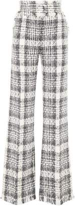 MSGM Flare Trousers
