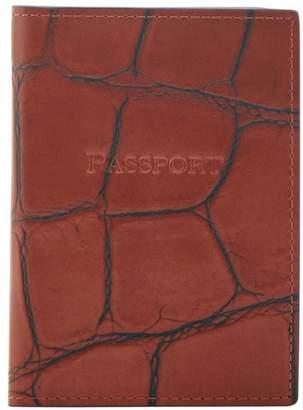 Dooney & Bourke Croco Passport Case
