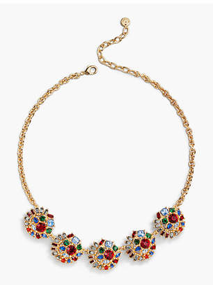 Talbots Jeweled Statement Necklace