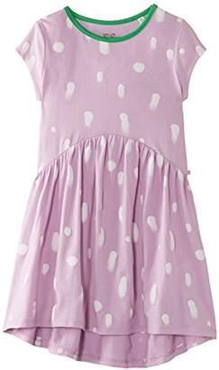 French Connection Girl's Polka Spray Dot Sleeveless Dress