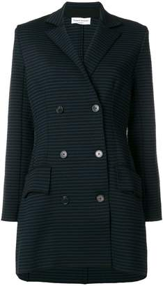 Sonia Rykiel striped double-breasted jacket