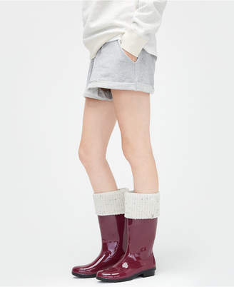 UGG Women Shaye Rain Boot Socks