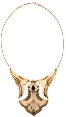Baccarat Crystal Pampille Necklace