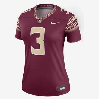 Jordan Nike College Legend (Florida State) Women's Football Jersey
