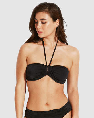 Seafolly Shine On DD Cup U Tube Bikini Top
