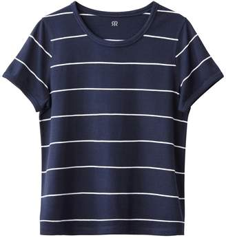 La Redoute COLLECTIONS Short Striped T-Shirt, 10-16 Years