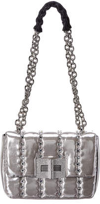 Tom Ford Natalia Disco Small Quilted Crystal Shoulder Bag