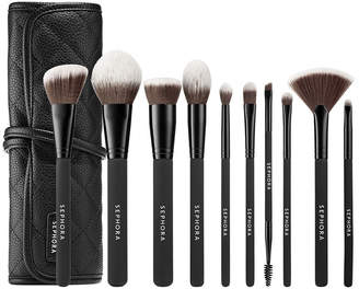 SEPHORA ACCESSORIES SEPHORA COLLECTION Ready To Roll Brush Set