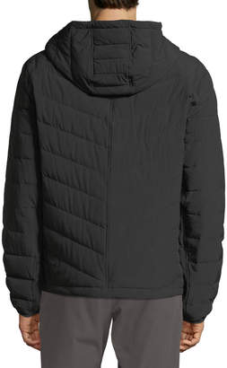 Andrew Marc Men's Medford Quilted Shirt Jacket