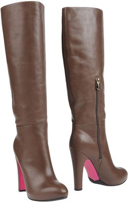 LUCIANO PADOVAN Boots $329 thestylecure.com