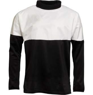 5e37d8894 adidas Mens Tango Future Hybrid Football Training Top White Black