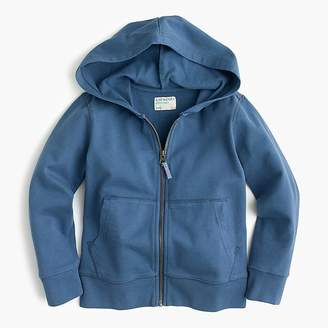J.Crew Kids' cotton hoodie