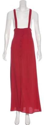 Flynn Skye Woven Maxi Skirt w/ Tags