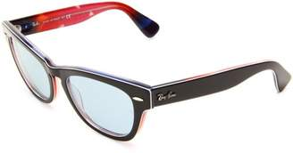 Ray-Ban LARAMIE - Frame CRYSTAL SKY BLUE Lenses 53mm Non-Polarized