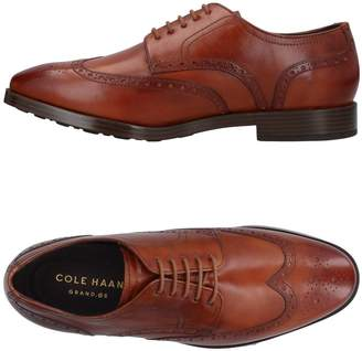Cole Haan Lace-up shoes - Item 11397237QC