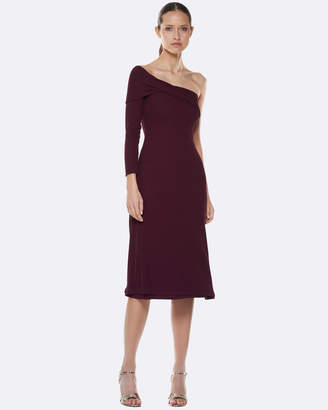 Mystery Asymmetrical Knitted Dress